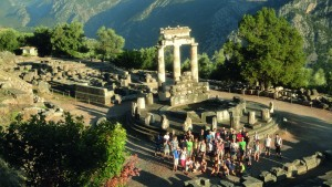 Delphi (Tholos)