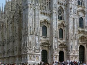 Reise in die Lombardei