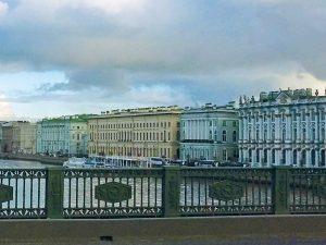 Herzlich willkommen in St. Petersburg!