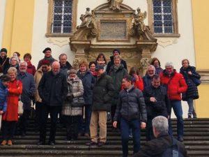 Ausflug der Alpetriner  nach Mähren